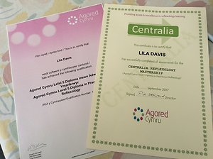 About me. CERTIFICATE